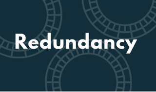 Redundancy isn't a 'dirty' word