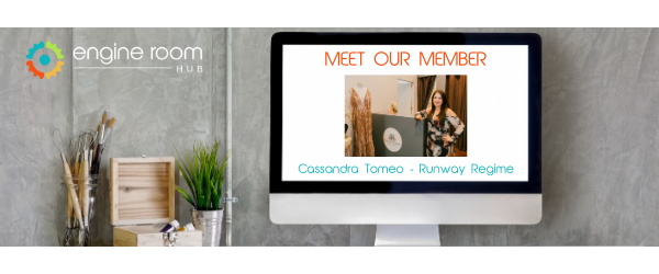 MEET OUR MEMBER-Cassandra Tomeo