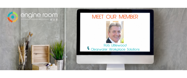 MEET OUR MEMBER – Rob Littlewood