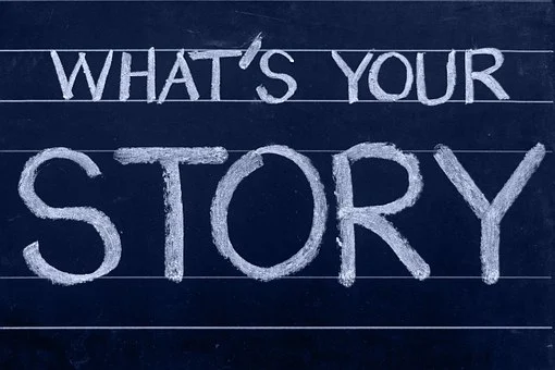 What's Your Story?  How telling your story can further promote your brand.